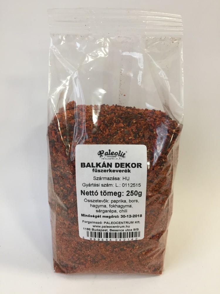 Balkánske korenie sušené 250g