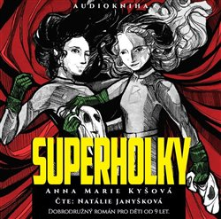 Superholky (1x Audio na CD) -