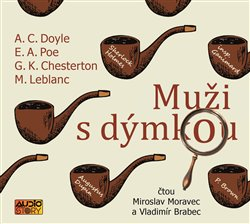 Muži s dýmkou (1x Audio na CD - MP3) -