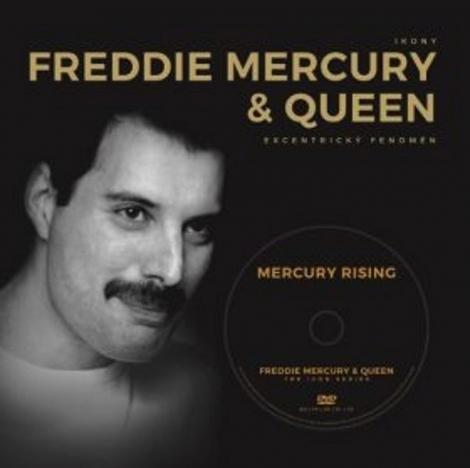 Ikony - Freddie Mercury & Queen + DVD -