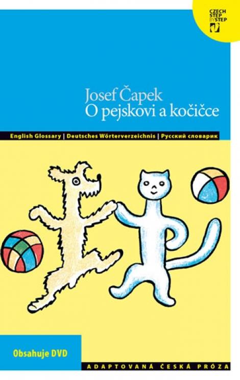O pejskovi a kočičce + DVD -