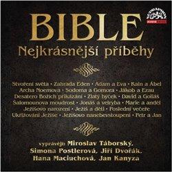 Bible - Nejkrásnější příběhy (1x Audio na CD - MP3) -