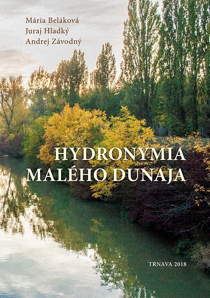 Hydronymia malého dunaja