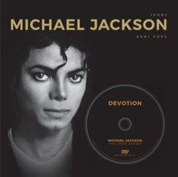 Michael Jackson - Ikony (1x DVD, 1x kniha) -