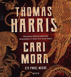 Cari Mora (audiokniha na CD - MP3) -