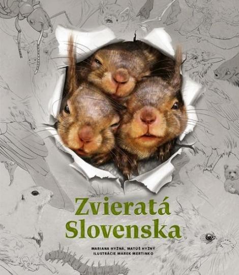 Zvieratá Slovenska -