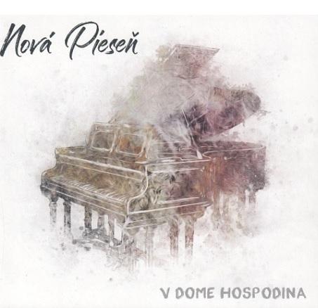 V Dome Hospodina - CD - Nová Pieseň