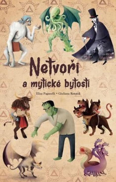 Netvoři a mytické bytosti -