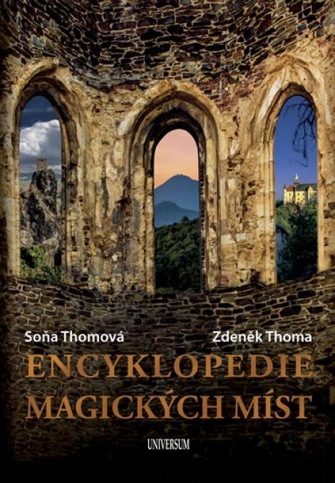 Encyklopedie magických míst -