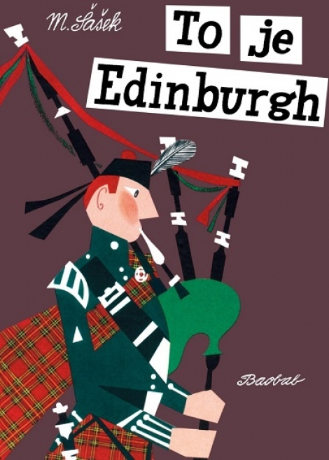 To je Edinburgh -