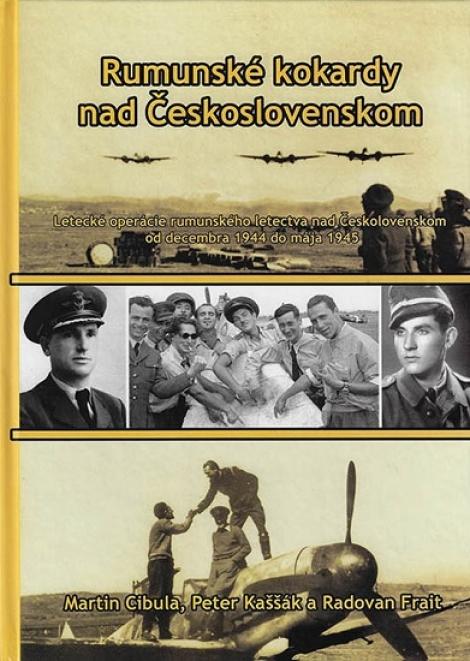 Rumunské kokardy nad Československom -