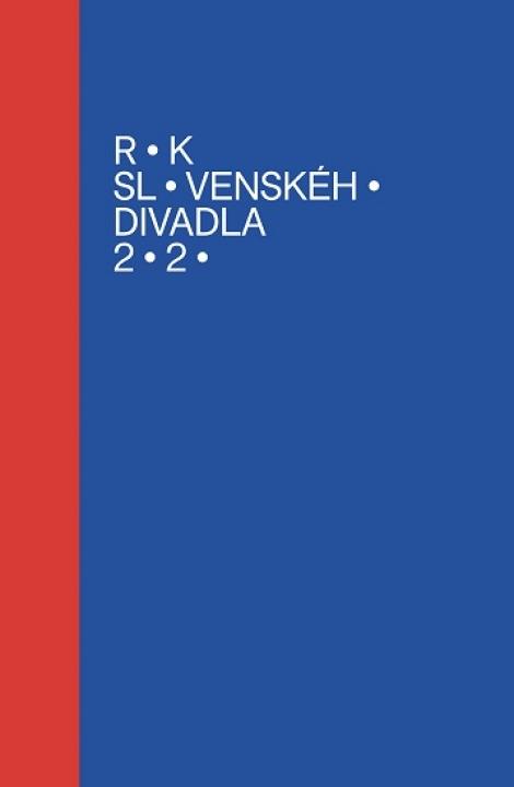 Rok slovenského divadla 2020 - Malý divadelný kalendár/Diár 2020