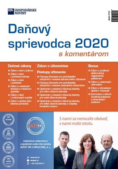 Danovy sprievodca 2020