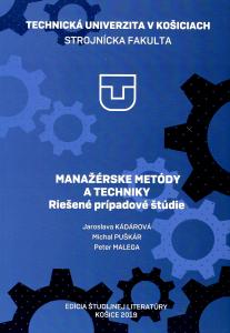 Manažérske metódy a techniky