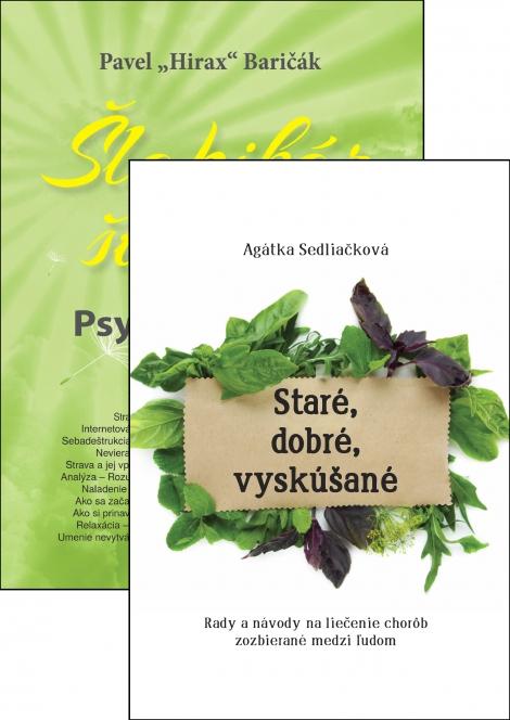 Staré, dobré, vyskúšané + Šlabikár šťastia 5. - Baričák Hirax Pavel, Agátka Sedliačková