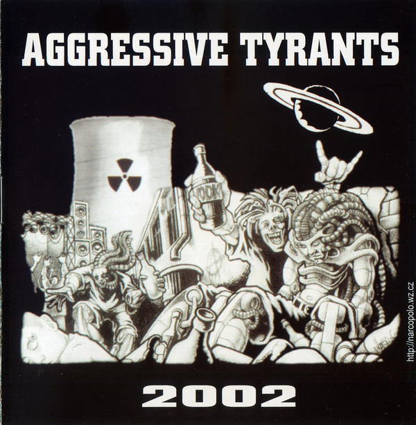 AGGRESSIVE TYRANTS - AGGRESSIVE TYRANTS