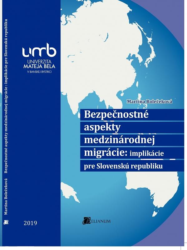 Bezpečnostné aspekty medzinárodnej migrácie