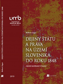 Dejiny štátu a práva na území Slovenska do roku 1848