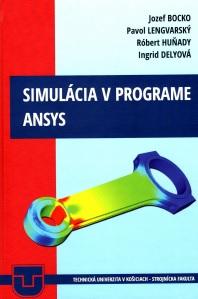 Simulácia v programe ANSYS
