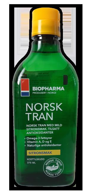 Olej Norsk Tran