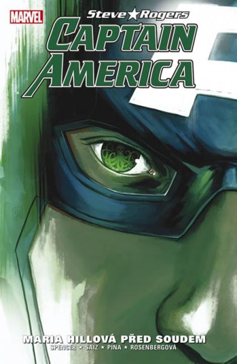 Captain America: Steve Rogers 2: Maria Hillová před soudem -