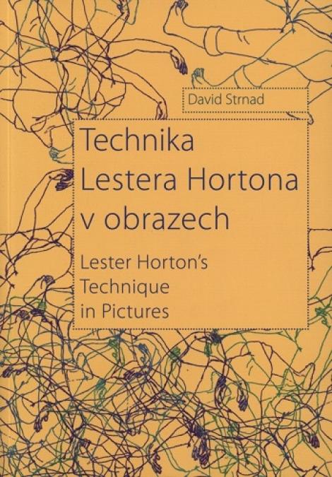 Technika Lestera Hortona v obrazech - Lester Horton's technique in pictures