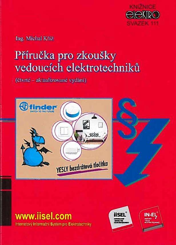 Příručka pro zkoušky vedoucích elektrotechniku 4. vydanie