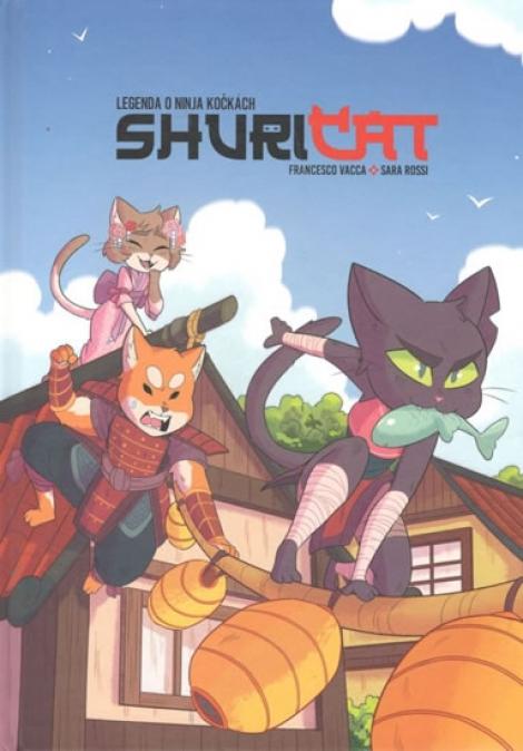 Shuricat: Legenda o ninja kočkách -