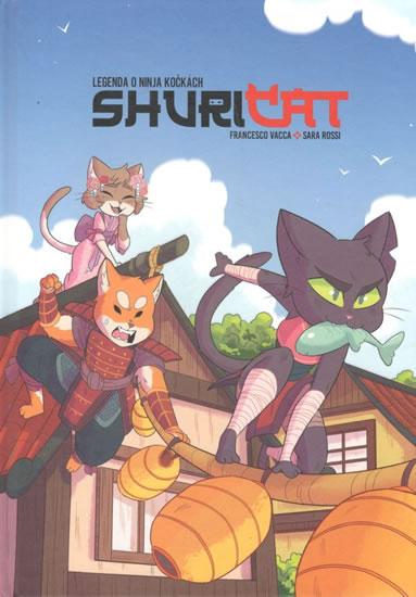 Shuricat: Legenda o ninja kočkách