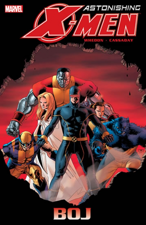 Astonishing X-Men 2: Boj -