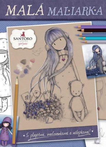Malá maliarka - Santoro