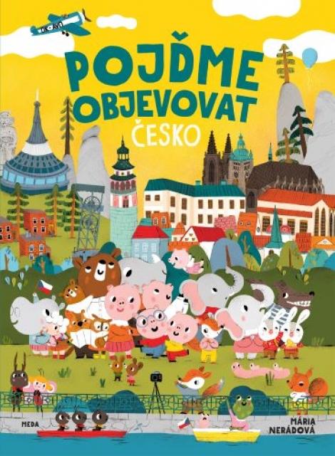 Pojďme objevovat Česko -