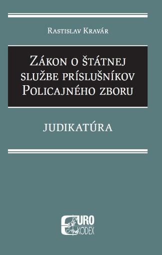 Zákon o štátnej službe príslušníkov Policajného zboru