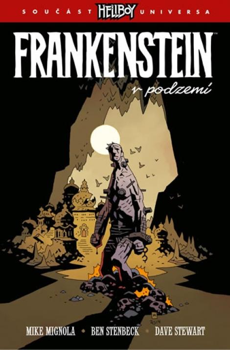 Frankenstein v podzemí -
