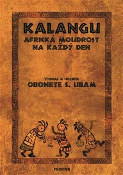 Kalangu - Africká moudrost na každý den