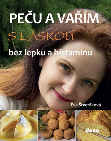 Peču a vařím s láskou bez lepku a histaminu -