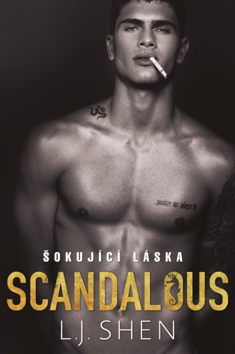 Scandalous: Šokující láska -