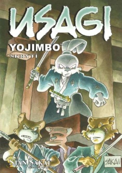 Usagi Yojimbo: Skrytí - Usagi Yojimbo 33