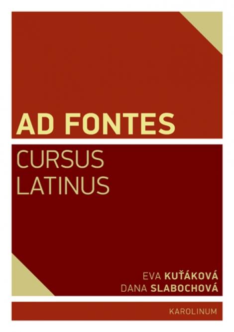 Ad Fontes. Cursus Latinus -