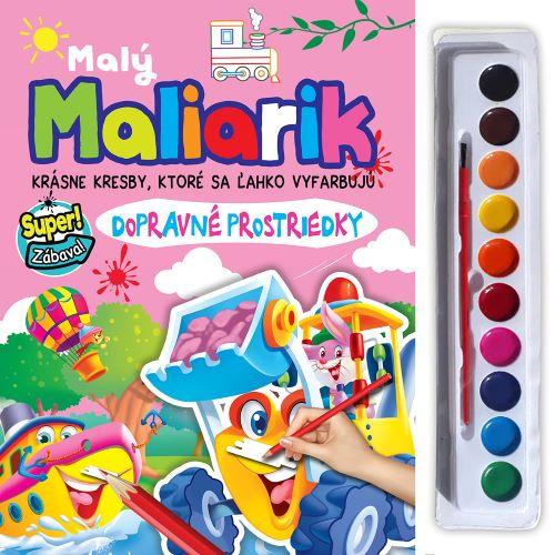 Malý Maliarik - Dopravné prostriedky