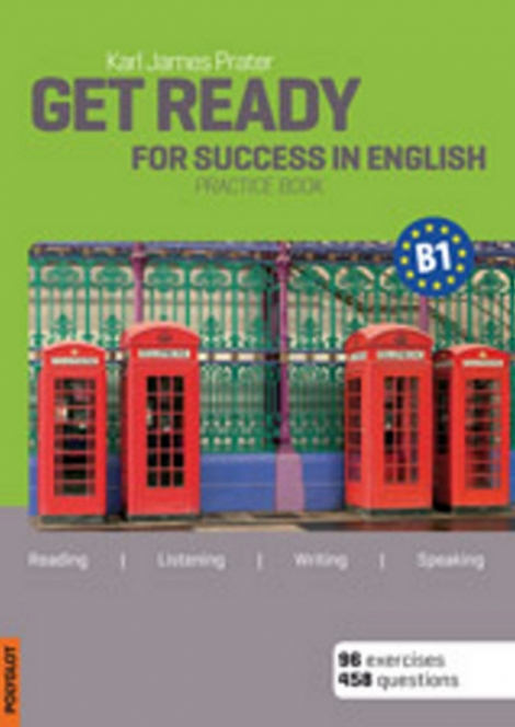 Get Ready for Success in English B1 -