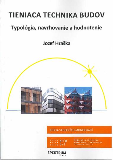Tieniaca technika budov - Typológia, navrhovanie a hodnotenie