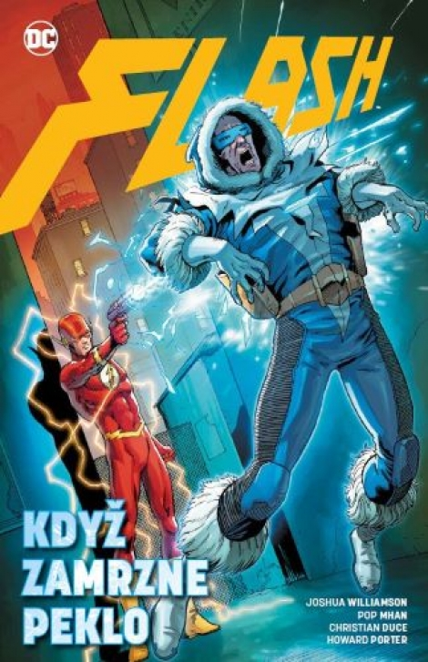 Flash: Když zamrzne peklo - Znovuzrození hrdinů DC