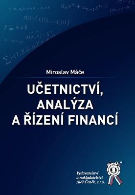 Učetnitnictví, analýza a řízení financí -