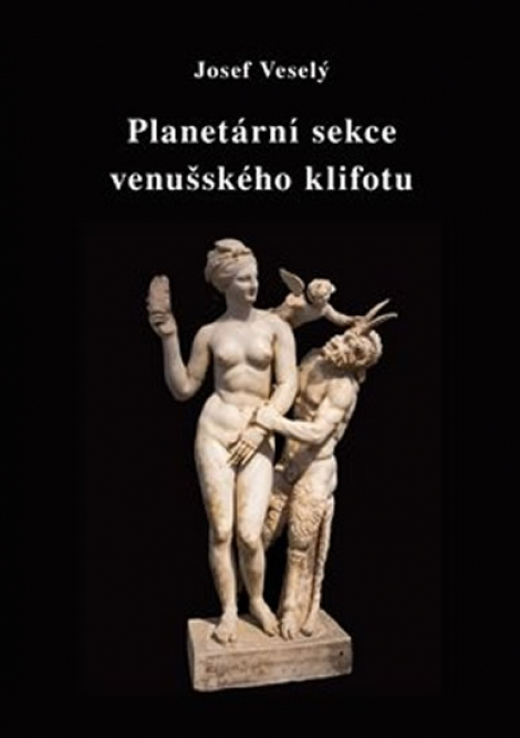 Planetární sekce venušského klifotu -