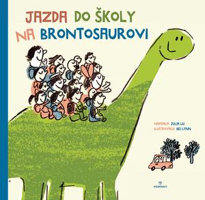 Jazda do školy na brontosaurovi
