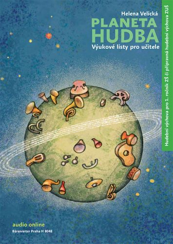 Planeta hudba (Výukové listy pro učitele)