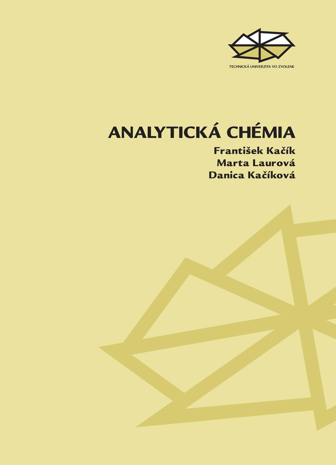 Analytická chémia
