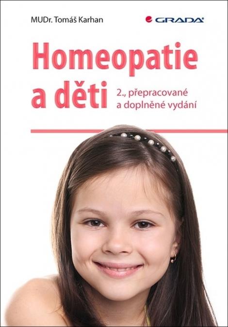 Homeopatie a děti - 2., přepracované a doplněné vydání