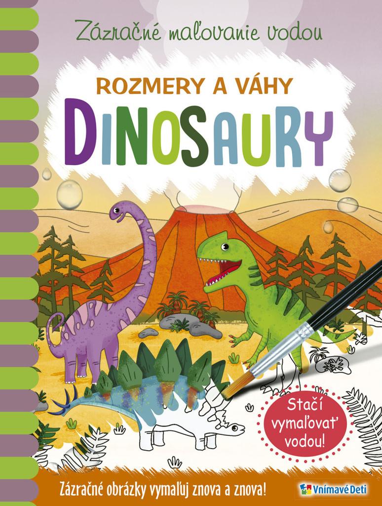 Dinosaury - Rozmery a váhy